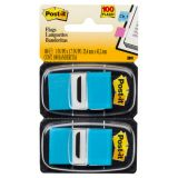 Post-it® Marking Flags, Standard size, Bright Blue