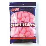 Craft Fluffs, Pink