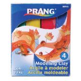 Prang® Modeling Clay Assortment, 4-color set