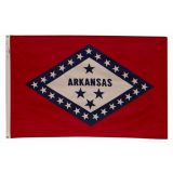 Outdoor State Flag, 4' x 6', Arkansas