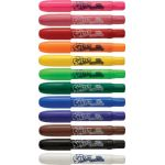 Mr. Sketch® Scented Twistable Gel Crayons, Set of 12
