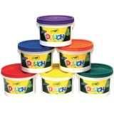 Crayola® Dough, Set of all 6 colors