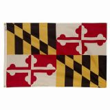 Outdoor State Flag, 4' x 6', Maryland