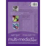 Art1st® Multi-Media Art Paper, 9 x 12