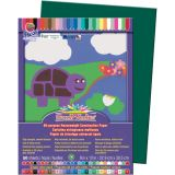 SunWorks® Construction Paper, 9 x 12, Dark Green