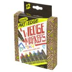Crayola® Art with Edge™ Wedge Markers
