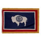 Outdoor State Flag, 3' x 5', Wyoming