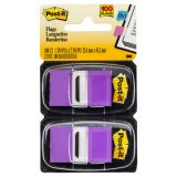 Post-it® Marking Flags, Standard size, Purple