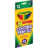 Crayola® Colored Pencils, 12 colors