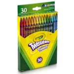 Crayola® Twistables® Colored Pencils, 30 colors