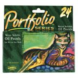 Crayola® Portfolio® Series Oil Pastels, 24 colors