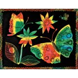 Multicolor Scratch-Art® Paper, 50 sheets