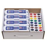 Prang® Professional Watercolors, Classroom Pack
