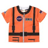MY 1ST CAREER GEAR ASTRONAUT TOP TODDLER