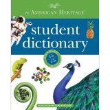AMERICAN HERITAGE STUDNT DICTIONARY