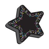 MAGNETIC ERASERS STAR CHALK WHITEBOARD