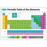 PERIODIC TABLE LEARNI MAT 2 SIDED WRITE ON WIPE OFF