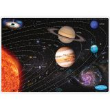 10PK SOLAR SYSTEM LEARN MAT 2 SIDED WRITE ON WIPE OFF