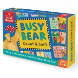 (2 EA) BUSY BEAR COUNT & SORT