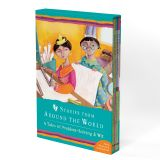 BOXED SET 4 TALES OF PRBLEM SOLVING & WIT STORIES FROM AROUND WORLD