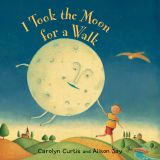 (2 EA) I TOOK THE MOON FOR A WALK BOOK