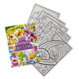 288PG COLORING BOOK EPIC ADVENTURE