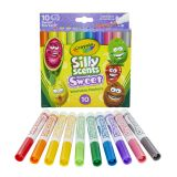 10CT SILLY SCENTS SWEET MARKERS BROAD LINE WASHABLE