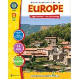 WORLD CONTINENTS SERIES EUROPE