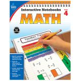 INTERACTIVE NOTEBOOKS MATH GRADE 4 RESOURCE BOOK