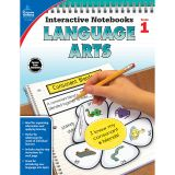 INTERACTIVE NOTEBOOKS GR 1 LANGUAGEARTS RESOURCE BOOK