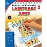 INTERACTIVE NOTEBOOKS GR 2 LANGUAGEARTS RESOURCE BOOK