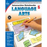 INTERACTIVE NOTEBOOKS GR 5 LANGUAGEARTS RESOURCE BOOK