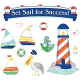 (2 EA) SET SAIL FOR SUCCESS BBS GR PK-5 DECORATIVE