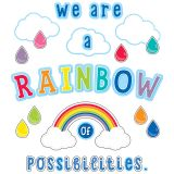 WE ARE A RAINBOW OF POSSIBILITIES HELLO SUNSHINE BB ST