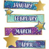 (3 PK) GALAXY MONTHS OF THE YR MINI BB ST