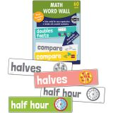 (3 PK) MATH WORD WALL GR 1