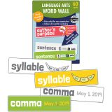 (3 PK) LANGUAGE ARTS WORD WALL GR 1