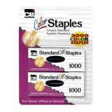 STAPLES STANDARD ASST COLORS