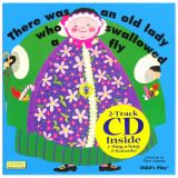 (3 EA) OLD LADY WHO SWALLOWED A FLY & CD