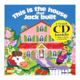 (3 EA) HOUSE THAT JACK BUILT 8X8 BOOK WITH CD