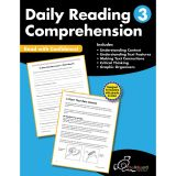 GR3 READING COMPREHENSION WORKBOOK DAILY