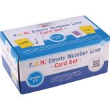 FUN EMPTY NUMBER LINE CARDS ONLY GR 43864
