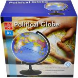 11IN DESKTOP POLITICAL GLOBE