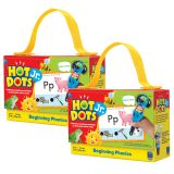 (2 EA) HOT DOTS JR CARDS BEGINNING PHONICS