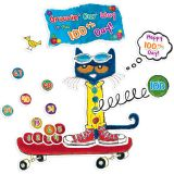 100 GROOVY DAYS OF SCHOOL BBS FEATURING PETE THE CAT