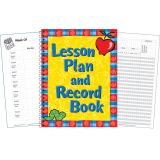 (3 EA) LESSON PLAN AND RECORD BOOK