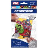 FIDGET FOLDERS MARVEL SUPER HERO ADVENTURE