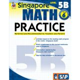 (3 EA) SINGAPORE MATH LEVEL 5B GR 6
