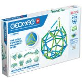 GEOMAG GREEN LINE COLORS 142 PIECES