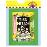 CARRY ALONG BOOK & CD MISS NELSON IS BACK